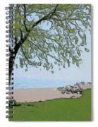 Try And Catch The Wind Spiral Notebook