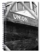 Untouchable Spiral Notebook
