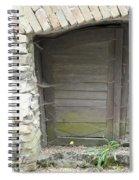 Unused Door Spiral Notebook