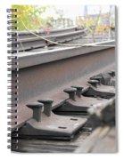 Unused Rail Spiral Notebook