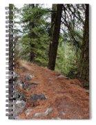 Up Around The Bend... Spiral Notebook