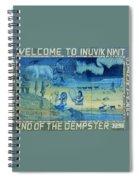 Up North ... Spiral Notebook