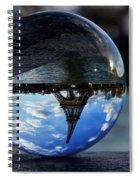 Up Side Down Spiral Notebook