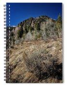 Up The Hill Spiral Notebook