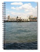 Up The River Spiral Notebook