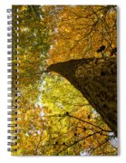 Up To The Top Spiral Notebook
