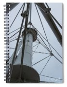 Up Whitefish Point Spiral Notebook