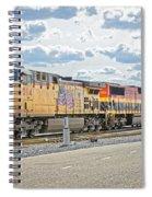 Up6014 Spiral Notebook