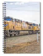 Up7702 Spiral Notebook