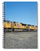 Up8412 Spiral Notebook