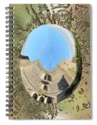Upavon Church Spiral Notebook