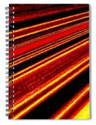 Upbeat Spiral Notebook
