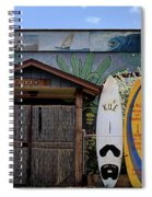 Upcountry Boards Spiral Notebook