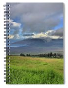 Upcountry Maui Spiral Notebook