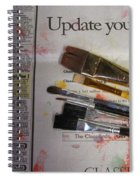 Update Your Decor Spiral Notebook
