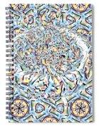 Upheaval  Spiral Notebook