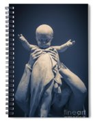 Uplifting Spiral Notebook