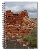 Upper Box Canyon Ruin Spiral Notebook