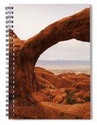 Upper Double O Spiral Notebook