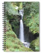Upper Falls Spiral Notebook