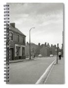 Upper High Street, Lye - 1960's    Ref-63 Spiral Notebook