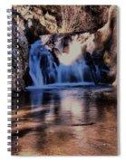 Upper Jemez Falls New Mexico Spiral Notebook