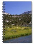 Upper Pine Lake Spiral Notebook