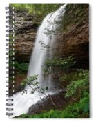 Upper Piney Falls Spiral Notebook
