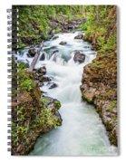 Upper Rogue River Spiral Notebook