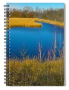 Upper Roxborough Reservoir Spiral Notebook