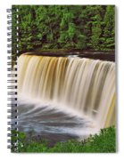 Upper Tahquamenon 6229 Spiral Notebook