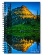 Upper Tipsoo Spiral Notebook