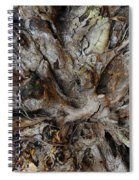 Uprooted Spiral Notebook