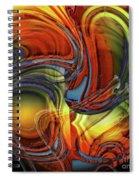 Upside Down Spiral Notebook