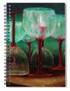Upsidedown Spiral Notebook