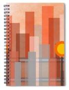 Uptown Spiral Notebook