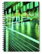 Urban Abstract 339 Spiral Notebook