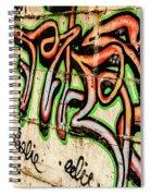 Urban Expression Spiral Notebook