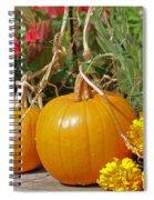 Urban Garden Spiral Notebook