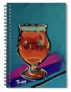 Urban Growler Spiral Notebook