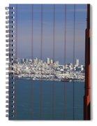 Urban Jungle Spiral Notebook