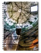 Urban Meets Rural Spiral Notebook