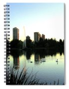 Urban Paradise Spiral Notebook