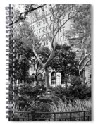 Urban Pocket Park Spiral Notebook