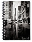 Urban Reflections Spiral Notebook