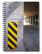 Urban Signs 2 Spiral Notebook