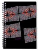 Urban Space Spiral Notebook