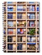 Urbanisation Spiral Notebook