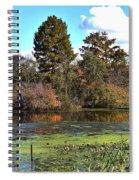 Urieville Pond Spiral Notebook