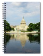 Us Capitol 1 Spiral Notebook